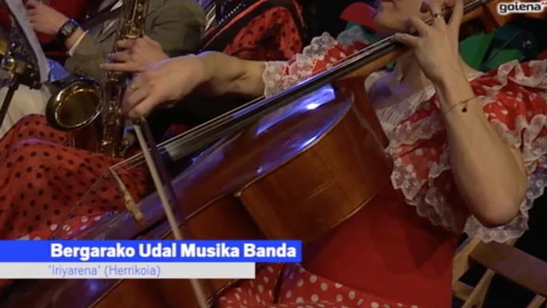 Bergarako Udal Musika Banda